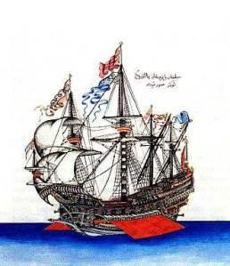 330px-Göke_(1495)_the_flagship_of_Kemal_Reis