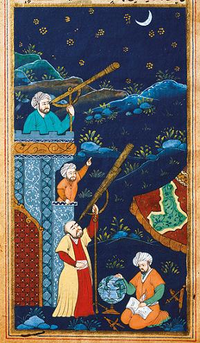 Ottoman_astronomers_studying_moon