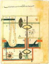 Al-Jazari_Automata_1205
