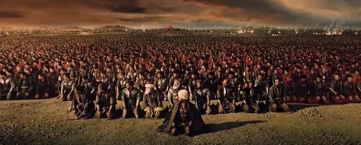 العقيدة العسكرية الإسلامية