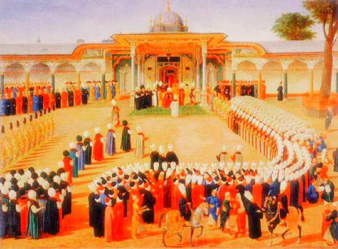 أسباب القوة الدولة العثمانية
